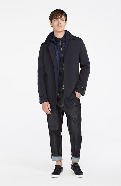 2-in-1 Trench Coat