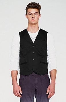 Modern Sateen Vest