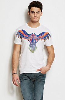 Pop Color Eagle Tee