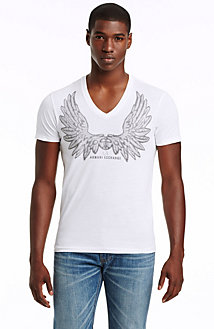 Eagle Wing Slub Tee