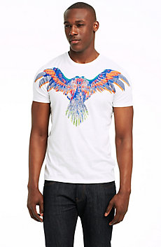 Halo Eagle Logo Tee