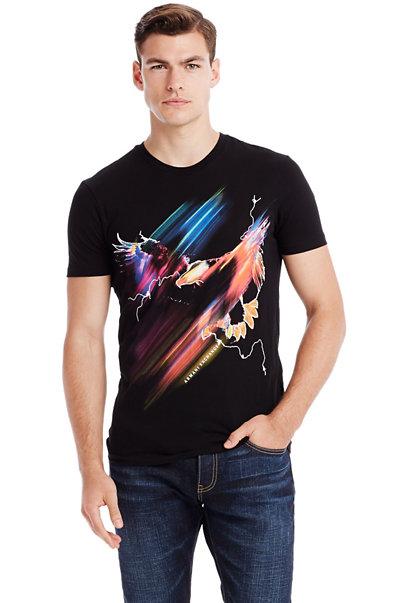 Neon Eagle Tee
