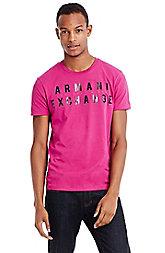 Armani Exchange Bold Logo Tee