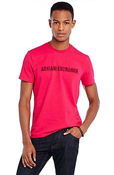 Classic Armani Exchange Logo Tee