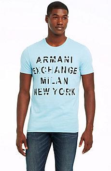 Heritage Armani Exchange Tee