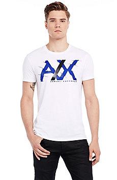 A|X Crease Logo Tee