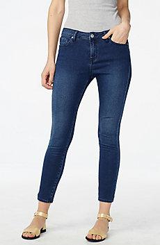 Dark Wash Stretch Skinny Jean