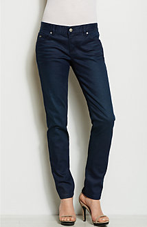 J11 - Dark Wash Skinny Jean<br>Online Exclusive