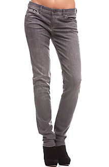 J11 - Authentic Grey Wash Skinny Jean