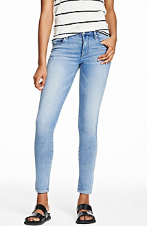 Light Indigo Super Skinny