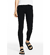 Black Power Stretch Super Skinny Jean