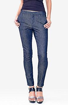 Clean Skinny Trouser Jean