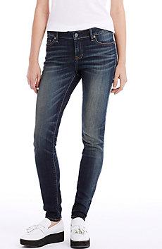 Vintage Indigo Stretch Skinny Jean