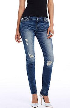 Selvedge Skinny Jean