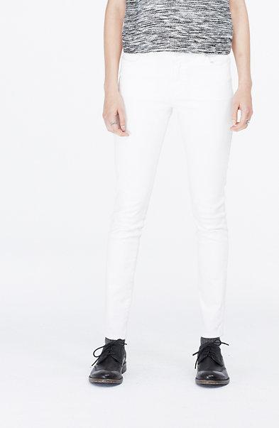 Modern White Skinny Jean