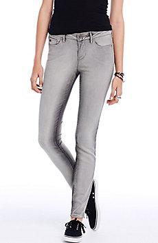 Turn-Up Skinny Jean