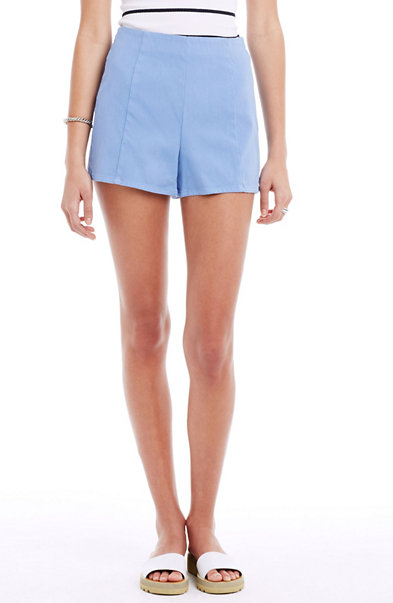 High-Waisted Short