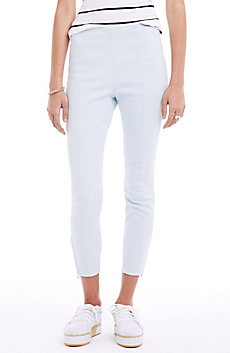 High-Waisted Skinny Pant