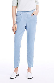 Tencel Denim Trouser