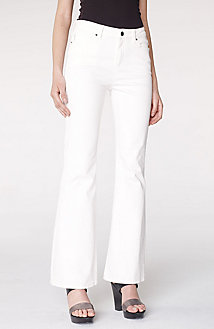Mid-Rise Flare Jean