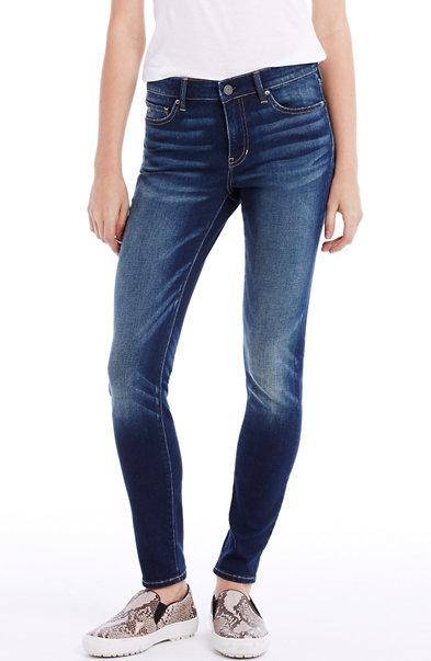 Vintage Wash Super Skinny Jean