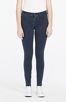High-Tech Indigo Jeans
