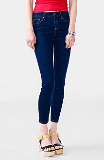 Blue Rinse Super-Skinny Jean