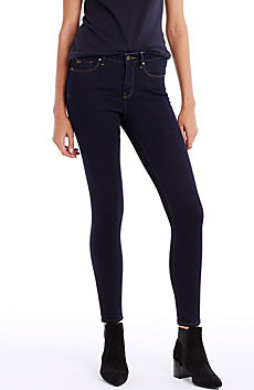 Dark Indigo Power Stretch Super Skinny Jean