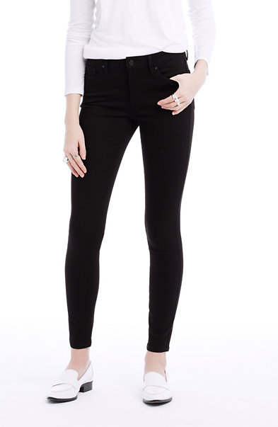 Black Super Skinny Jean