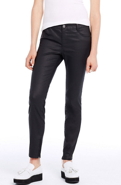 Coated Slim Pant