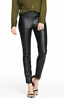 Faux Leather Legging<br>Online Exclusive