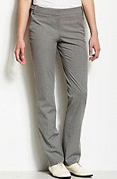 Slim Bootcut Trousers<br>Online Exclusive