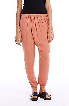 Wrapped Drape Pant