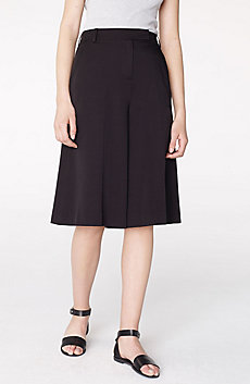 Structured Full Culotte