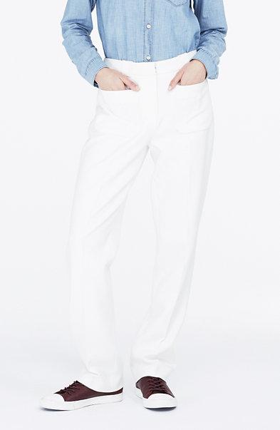 Patch Pocket Trouser
