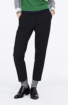 Binding Detail Trouser