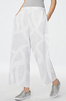 Voluminous Wide-Leg Trouser