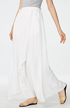 Cascade Maxi Skirt