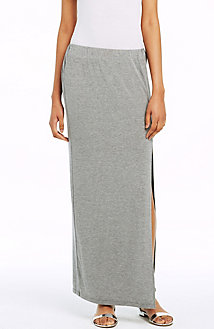 Column Maxi Skirt<br> Online Exclusive<br>