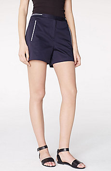 Cotton Satin Short