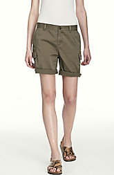 Roll-Up Cargo Short