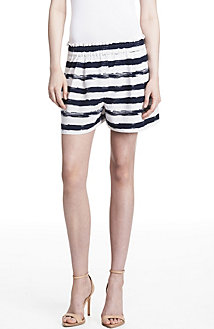 Striped Easy Short