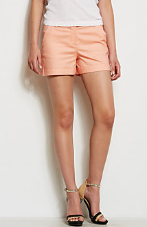 Stretch Cotton Short<br>Online Exclusive