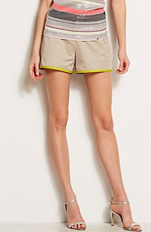 Pop Contrast Short<br>Online Exclusive