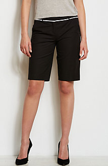 Piped Bermuda Short<br>Online Exclusive
