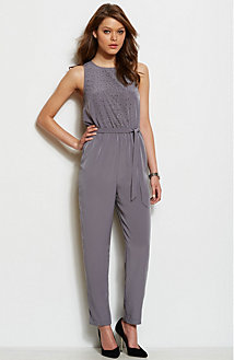 Studded Jumpsuit