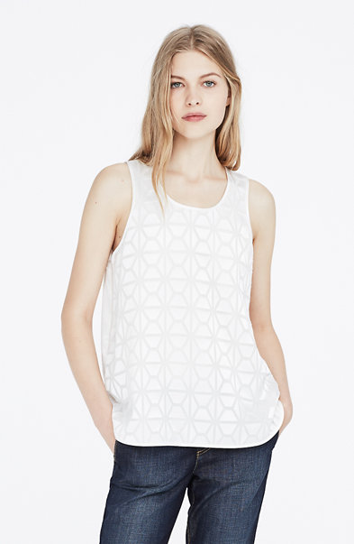 Geometric Burnout Tank