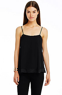 Lace Trim Camisole<br> Online Exclusive<br>