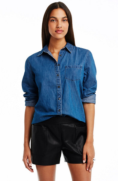Denim Beau Shirt