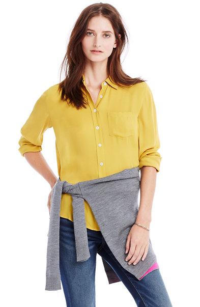 Silk Beau Shirt